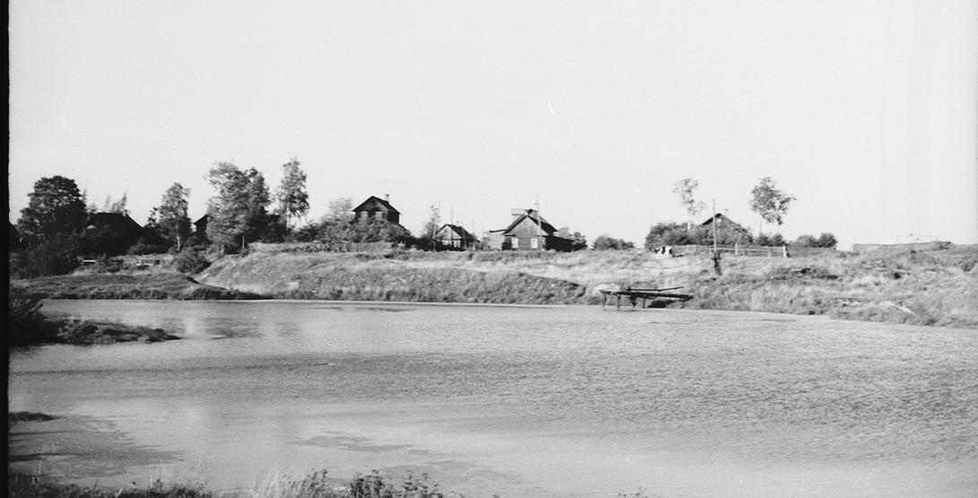 Северные районы спб деревня ручьи